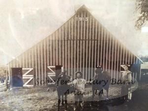 1915 Barn